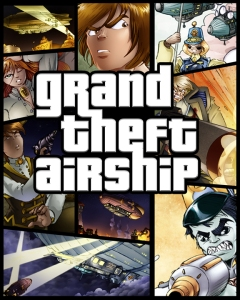 Grand Theft Airship