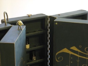 Green Steam Box 060