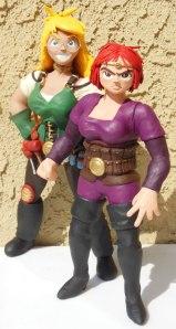 Violetta & Agatha