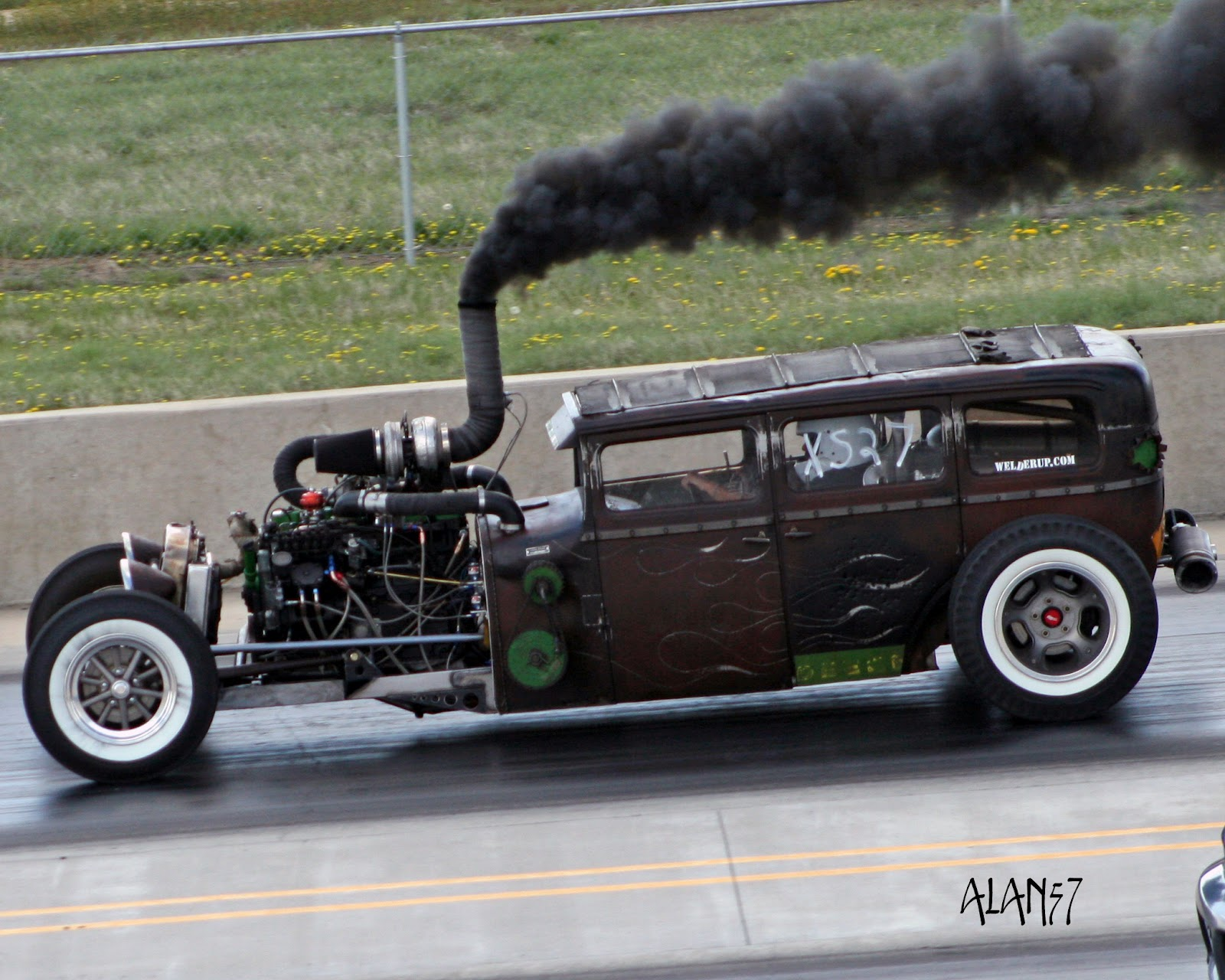 rat rod | Girl Genius Adventures